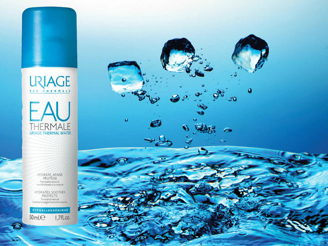 10 beneficios del Agua Termal Uriage