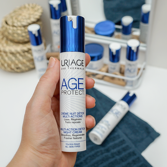 AGE PROTECT - Multi-Action Detox Night Cream