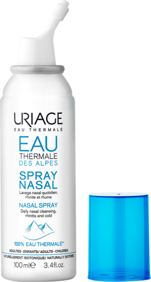 SPRAY NASAL A BASE DE AGUA TERMAL DE LOS ALPES FRANCESES