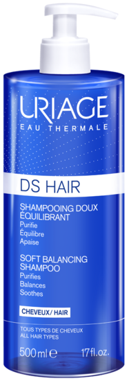 DS HAIR - Soft Balancing Shampoo
