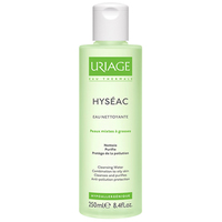 hys ac eau nettoyante protective cleansing water skincare uriage. Black Bedroom Furniture Sets. Home Design Ideas