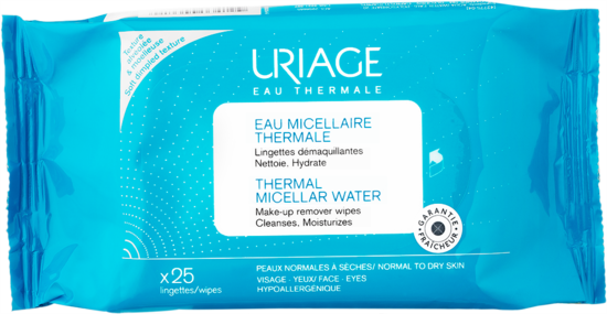 THERMAL MICELLAR WATER WIPES