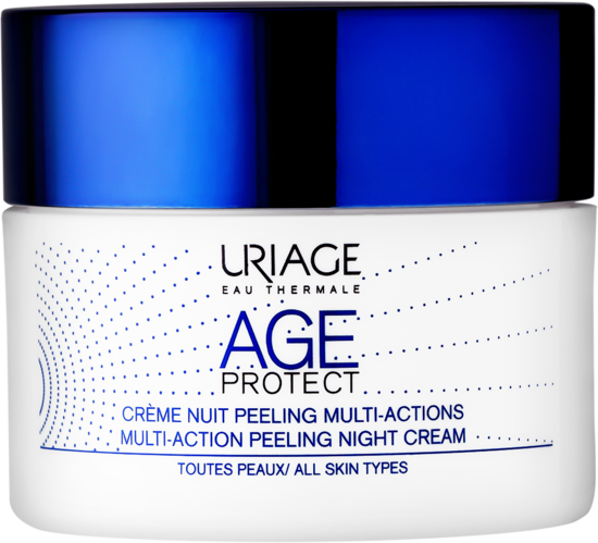 AGE PROTECT - Crème Nuit Peeling Multi-Actions