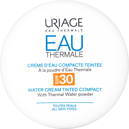 EAU THERMALE - Water Cream Tinted Compact SPF30