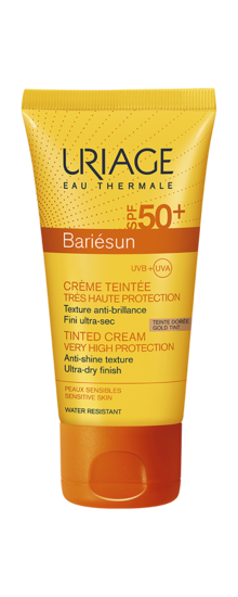 BARIÉSUN - Tinted Cream Gold SPF50+