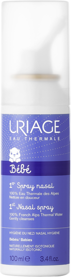BÉBÉ - 1er Spray Nasal