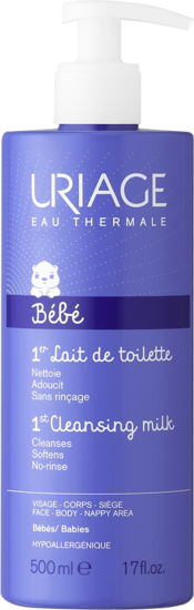 BÉBÉ - 1st Cleansing Milk
